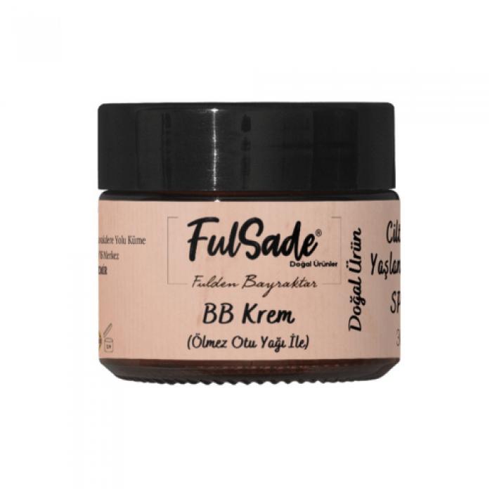 BB Krem / Güneş Koruyucu SPF 30+ / Yaşlanma Karşıtı / 30 ml