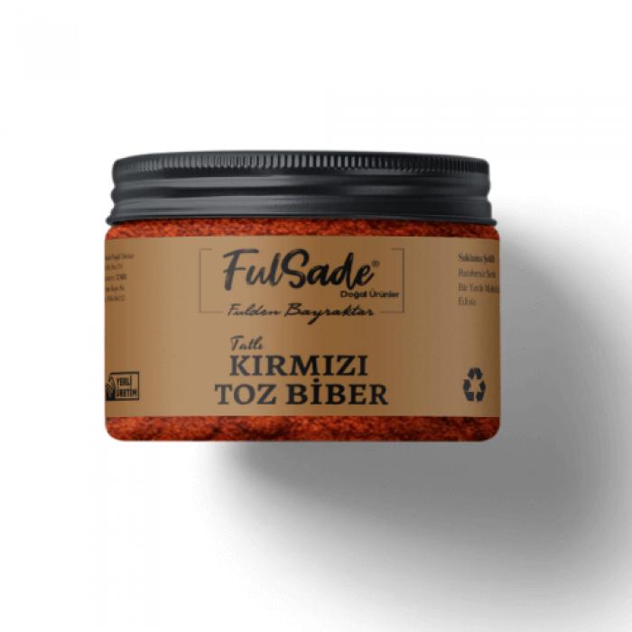 Kırmızı Toz Biber / Tatlı / 100 Gr