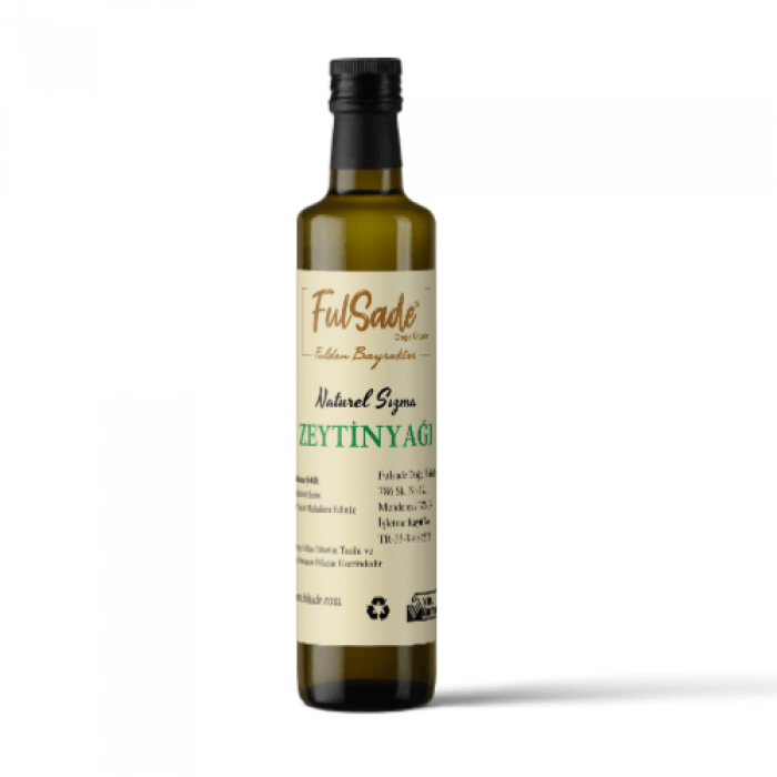 Zeytinyağı 750 ml / Naturel Sızma